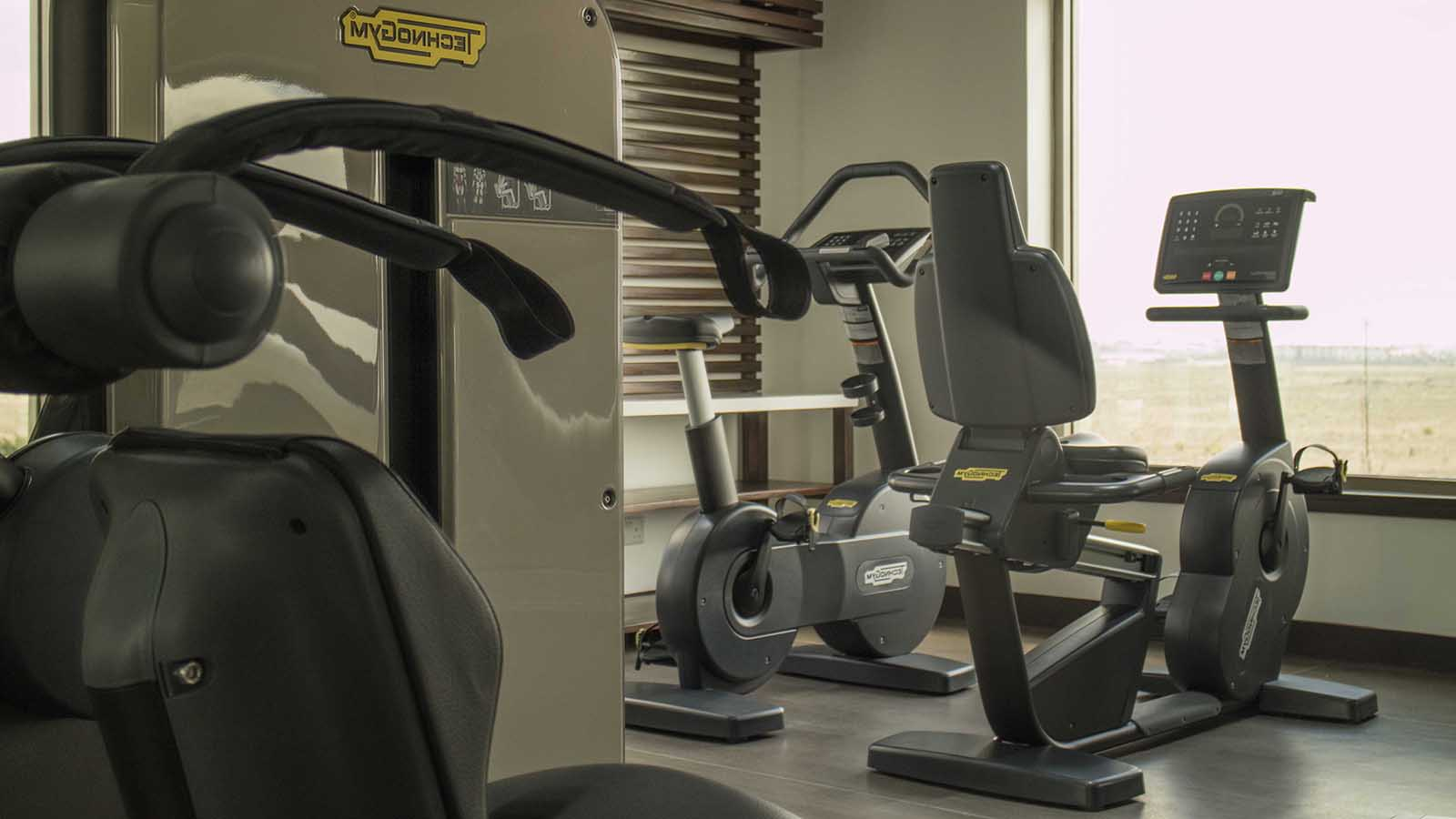 Four Points by Sheraton Nairobi Airport Fitness Centre